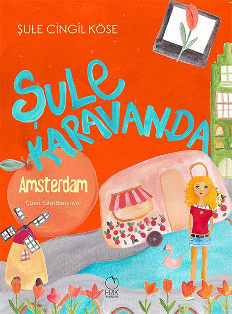 ŞULE KARAVANDA AMSTERDAM